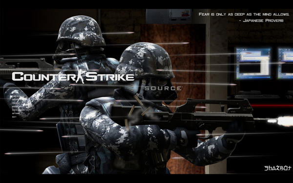 COUNTER STRIKE SOURCE PRO by M3TE0R