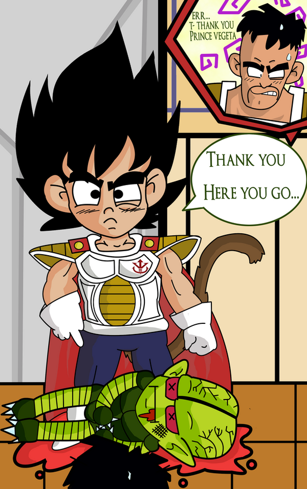 Pin Kid Vegeta And Goku Bardock King Photo 29673968 on ...