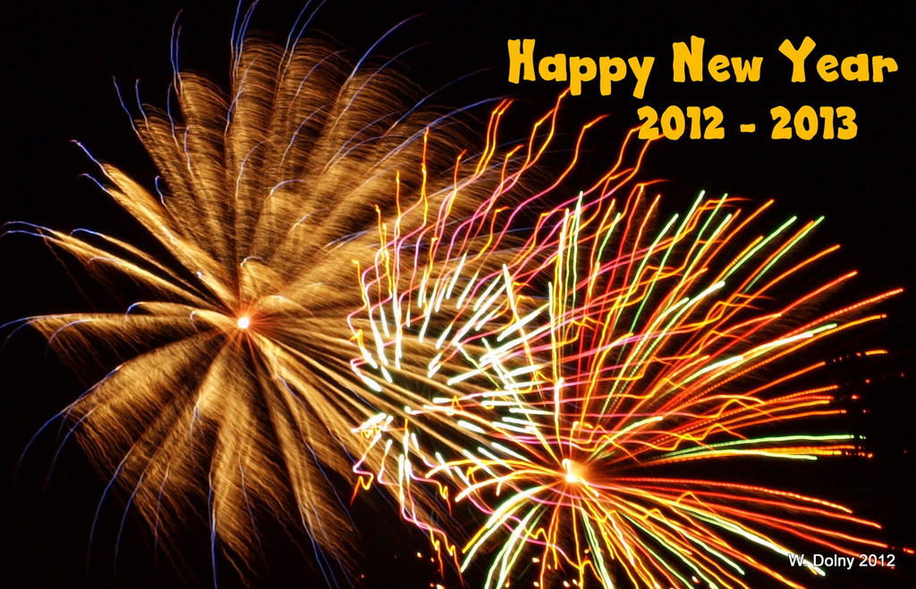 Happy New Year 2012-2013 by lenslady