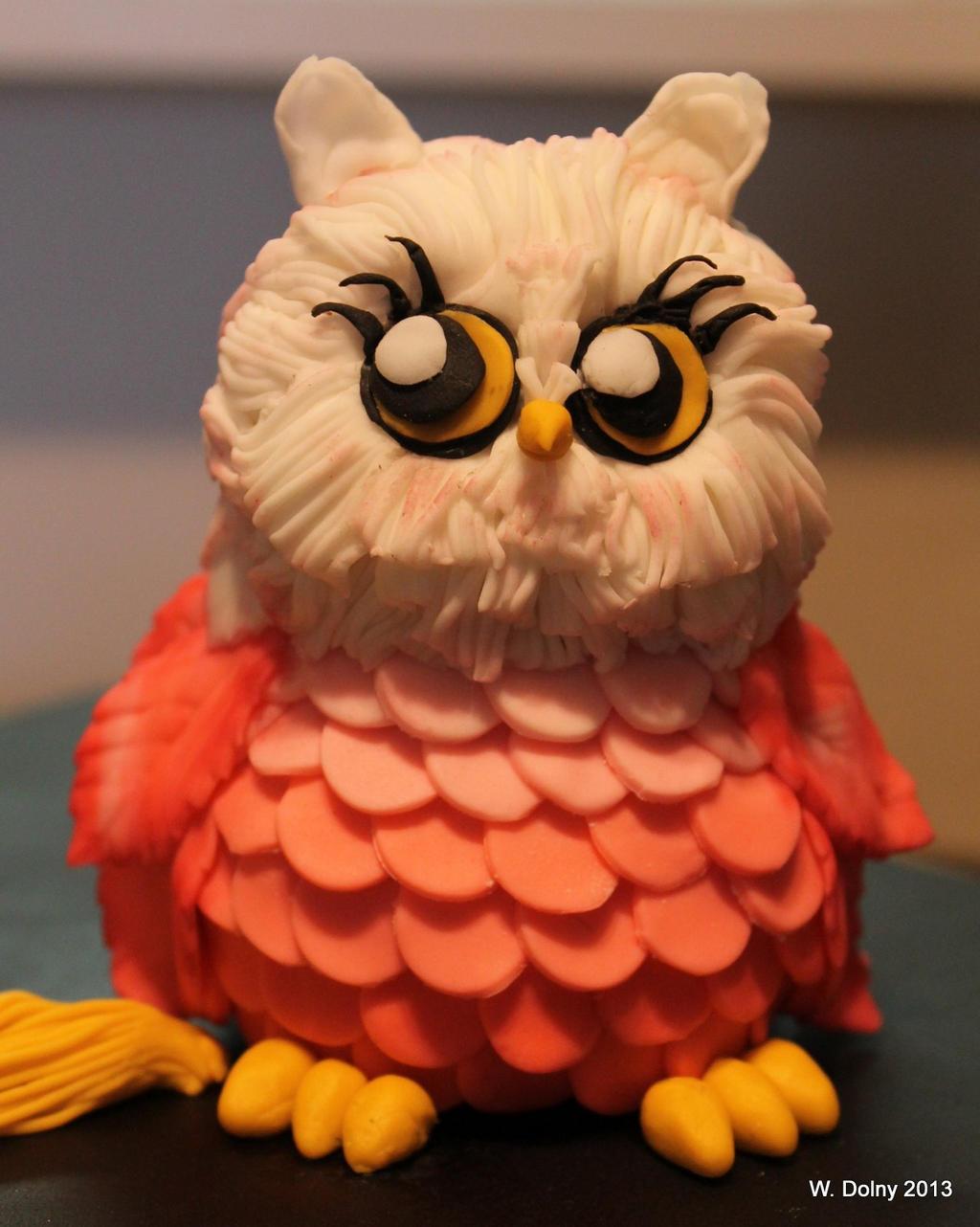 Wise Owl by lenslady