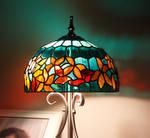 REPLICA TIFFANY LAMP by lenslady