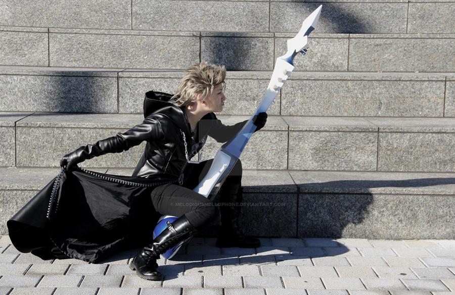 To Kingdom Hearts...