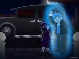 Halloween Challenge Day 28: Ghost
