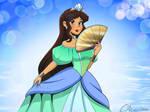 Princess Nereida of Saya
