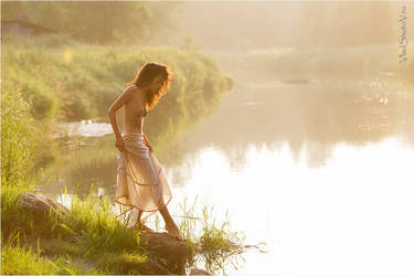 Feel the sunrise by Arina-model