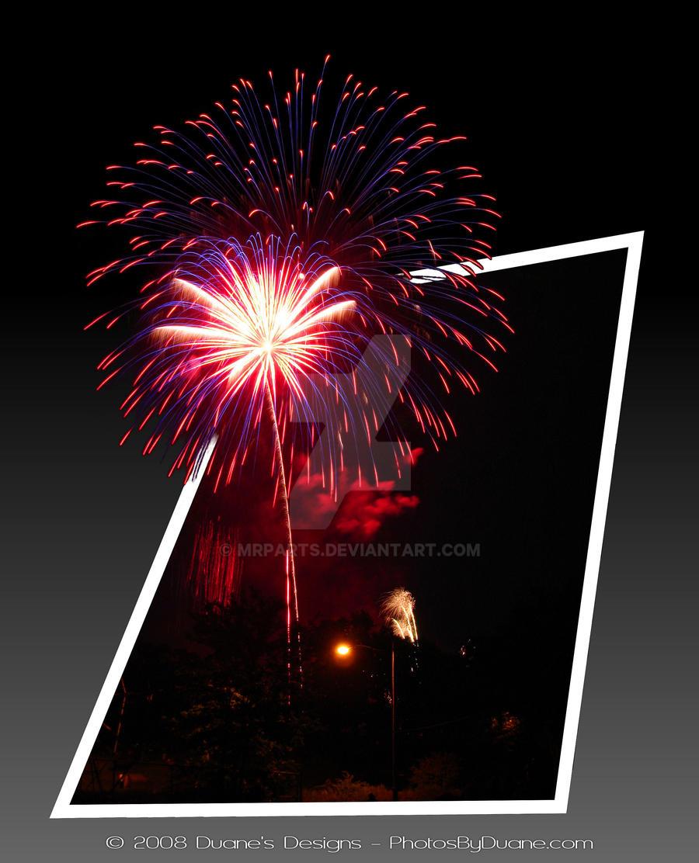 Firework OOB