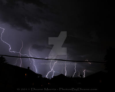 Lightning Montage 2 by MrParts