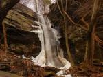Coxton Road Waterfall