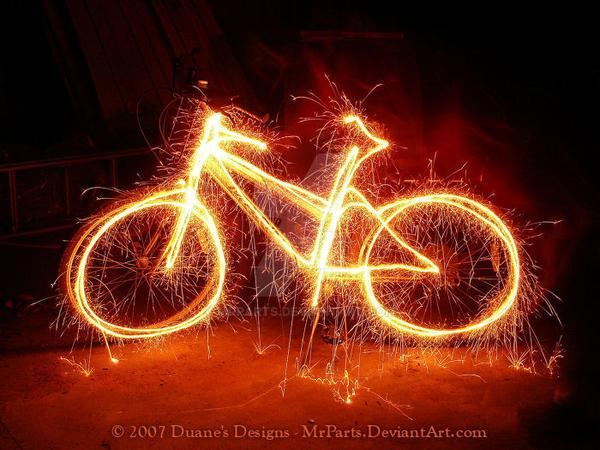 Sparkle Bike