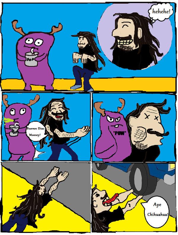 Meme Pandering 3 Buenos Diaz Mandy By Moose Of Pulchritude On
