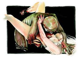 Eat Me 3 'Push' by LuxNova