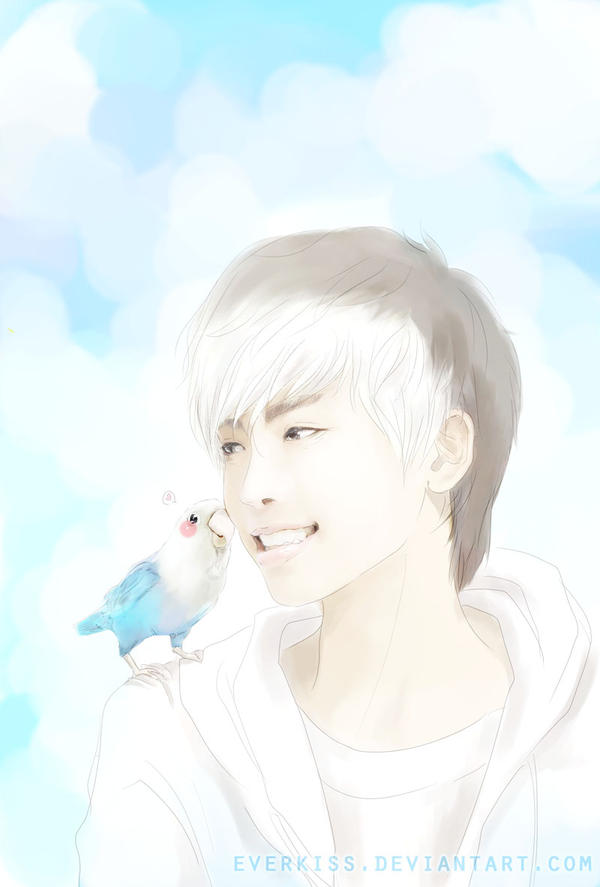 Lovely Series -Jonghyun- by EverKiss