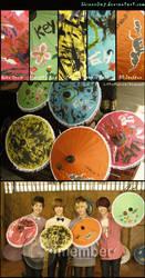 SHINee Umbrella by EverKiss