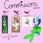 Commission's Ref!