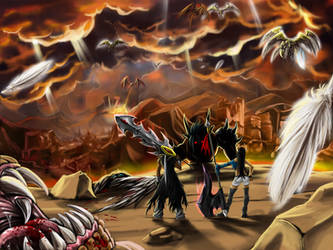 Under Heaven Destruction by ZKROX