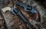 Revolvers of Choice of the American West