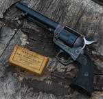 An American Staple : Colt Single Action Army in 45