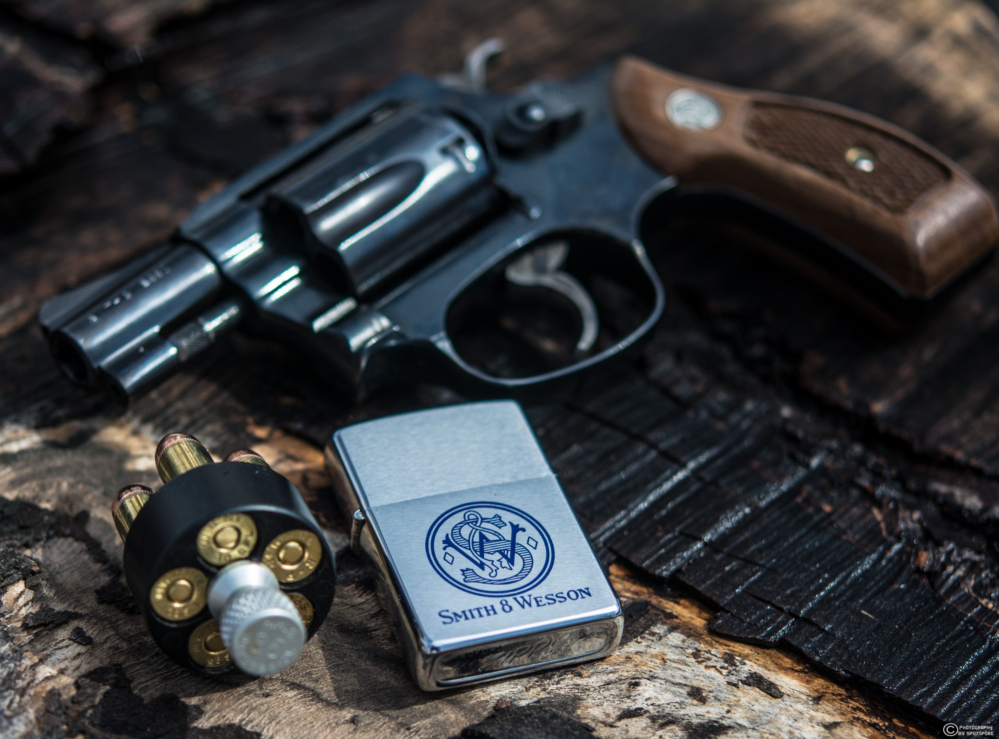 Smith and Wesson by spaxspore