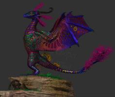 ZBrush Dragon2