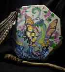 Faery Dragon Drum by Shadowind
