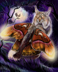 Wild Luminessense by Shadowind
