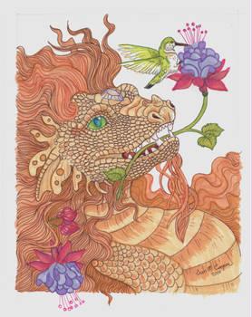 Natures Treasures Dragon