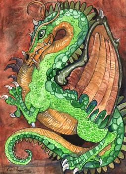 Gorbash Flight of Dragons Fanart