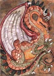 Smrgol Flight of Dragons Fanart