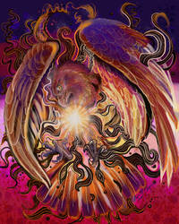 Solar Burst Hawk