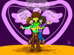 Kris, Frisk, and Chara
