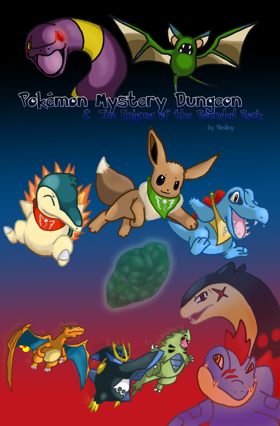 pokemon super mystery dungeon gba rom download