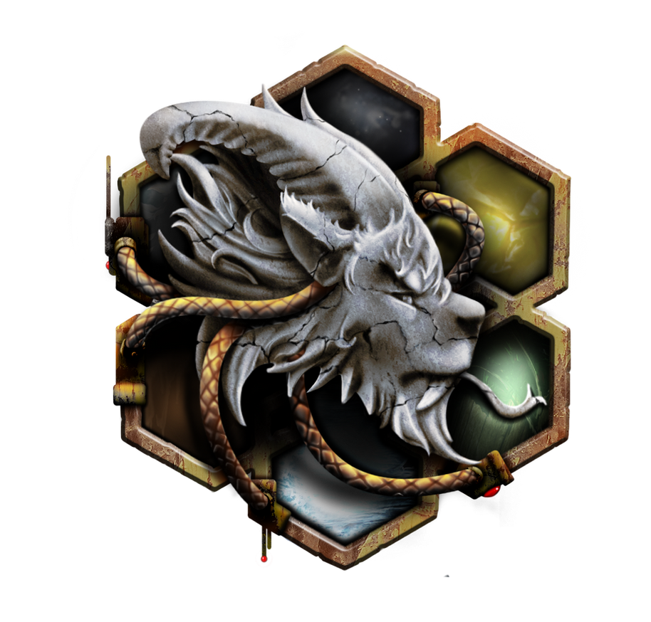 Logo Chimera Sanctuary by guillaume-phoenix