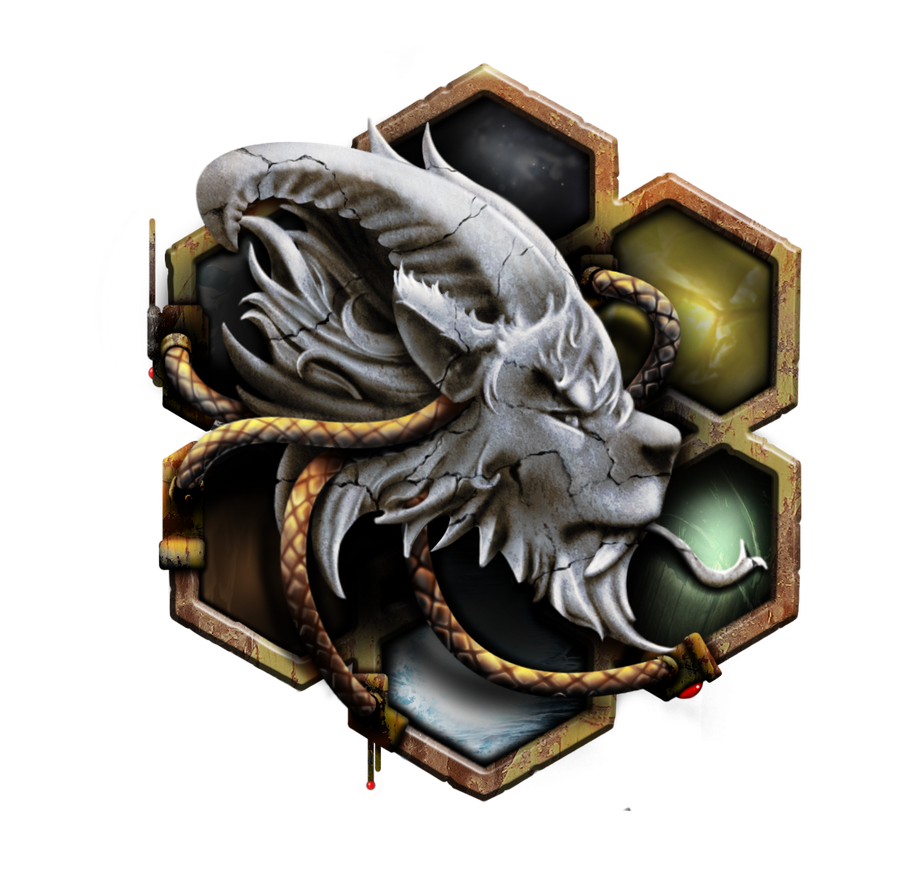 Logo Chimera Sanctuary by guillaume-phoenix