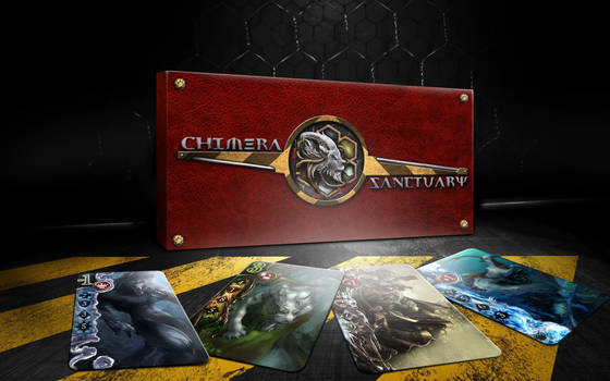 Chimera Sanctuary Box and Cards