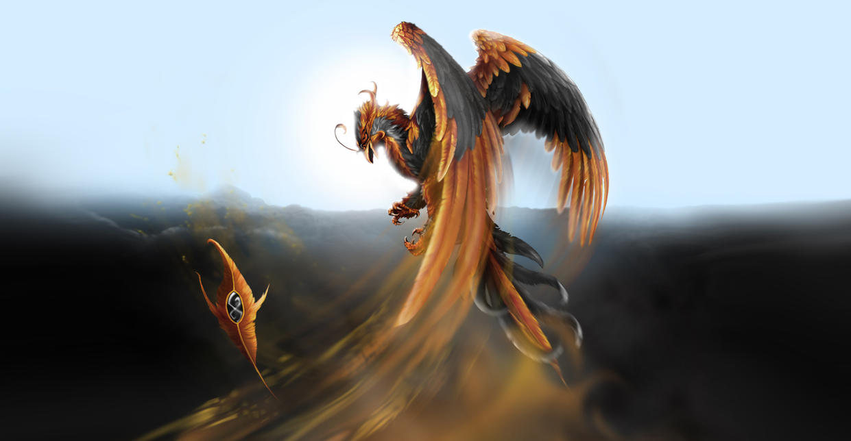 Phoenix by guillaume-phoenix