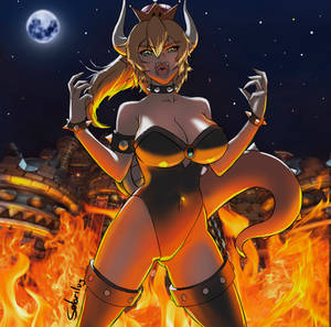 Bowsette2 Remastered Version