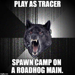 Insanity Wolf - Tracer Main