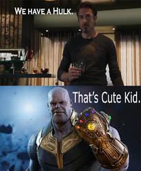 Infinity War Meme