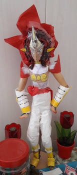 Zenki Mannequin Custom Figure