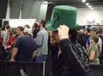 Me as Riddler at Comic Con