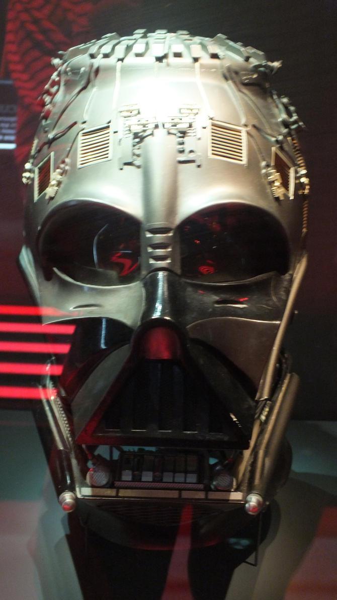 Darth Vader Mask by unownace on deviantART