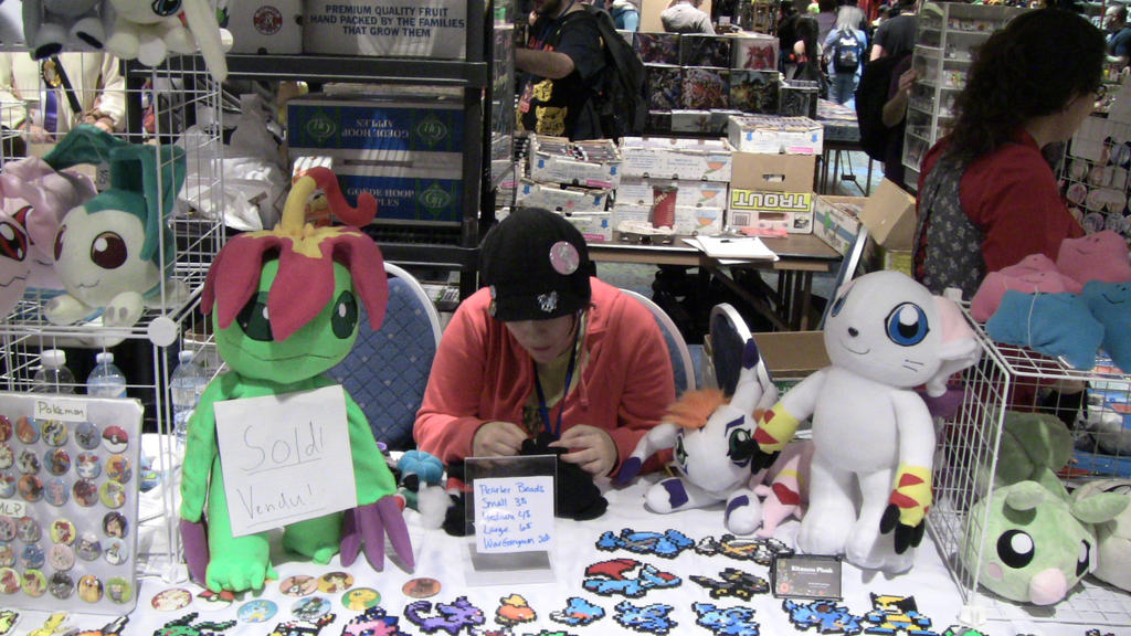 Kitamon at G-Anime 2015 by unownace