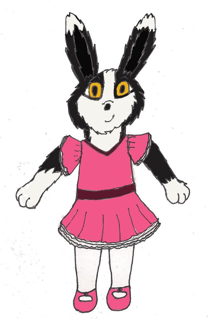 Nevah in a Mini-Dress by unownace