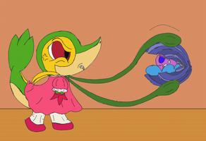 Ivy vs. Perlu-Lulu by Unownace