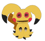 Buttons the Mimikyu