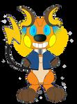 Lewis the Raichu Robot (For Masterge77)