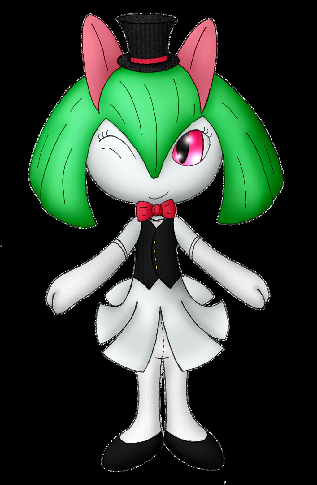 Magician's Assistant Kirlia