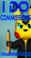 I Do Commissions (PayPal and Patreon) *Redraw* by Unownace