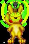 Detective Pikachu + Zordrak Pendant (For NotMolo)