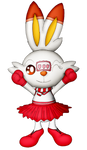 Tracey Scouter the Scorbunny